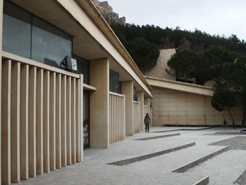 Escuela Hogar De Morella 1986 1993 Hogar Morella Arquitectura
