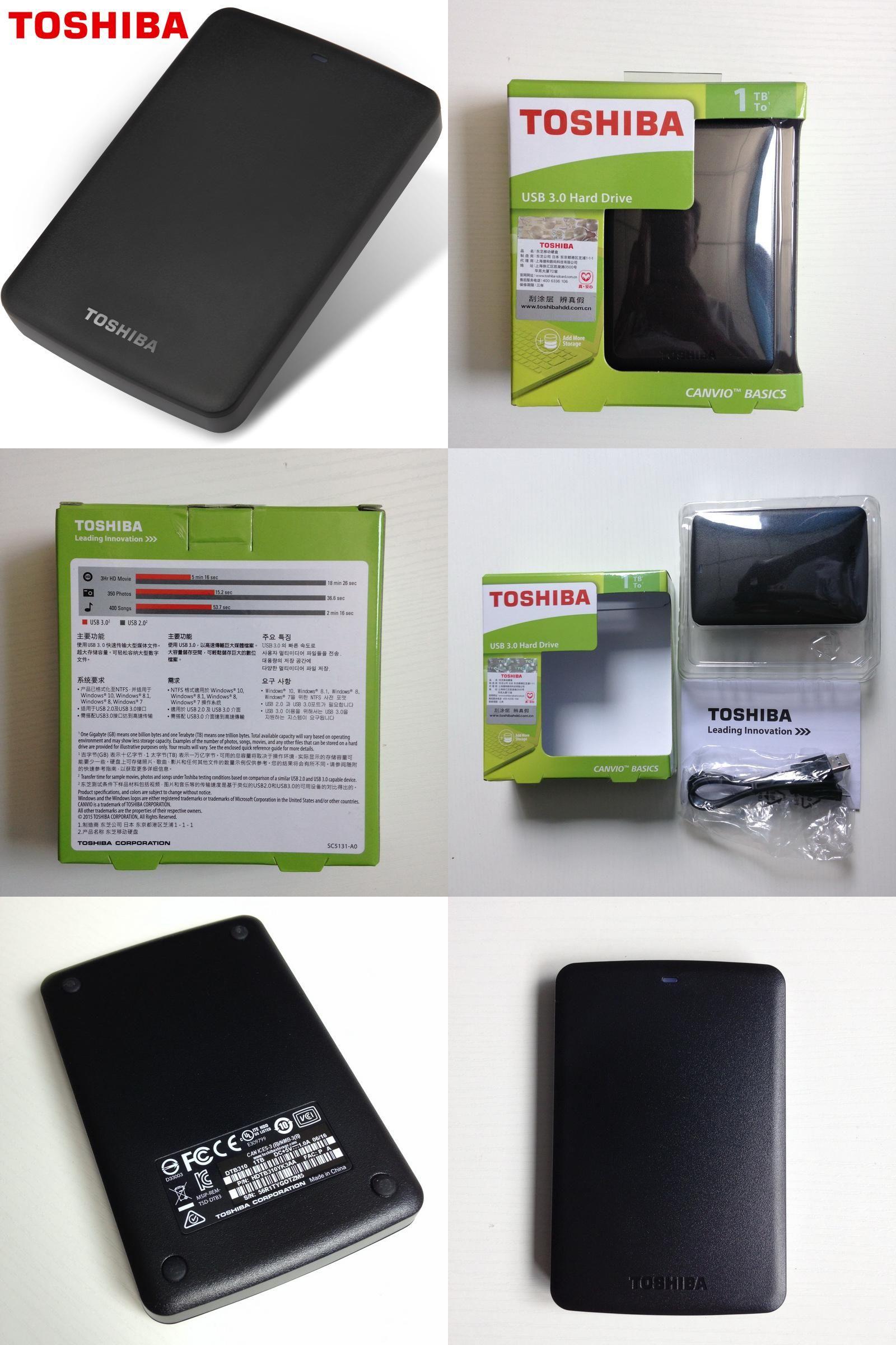 Visit To Buy Toshiba 1tb External Hdd 1000gb Hd Portable Hard Drive Hardisk Pc Internal 35 Disk Usb