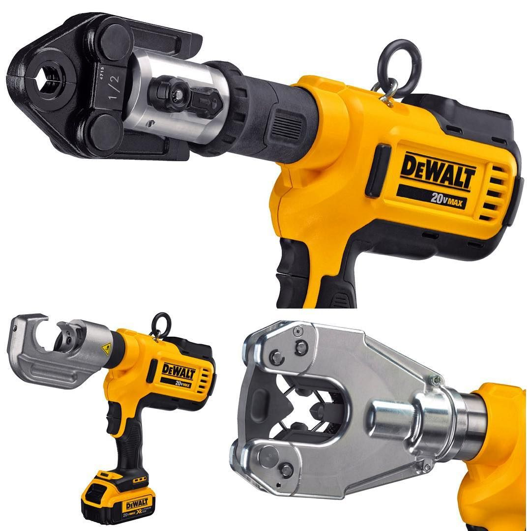 Dewalt | Tools | Pinterest | Crimping, Dewalt tools and Cordless tools