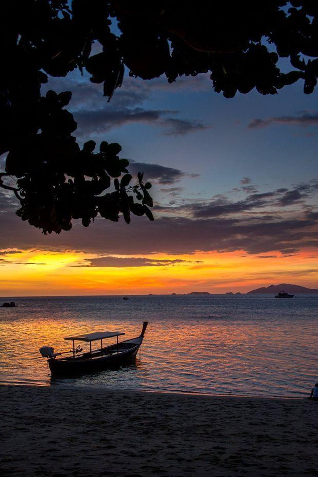 Vos Plus Belles Photos De Thailande Routard Com Paysage Coucher De Soleil Coucher De Soleil Fond D Ecran Telephone