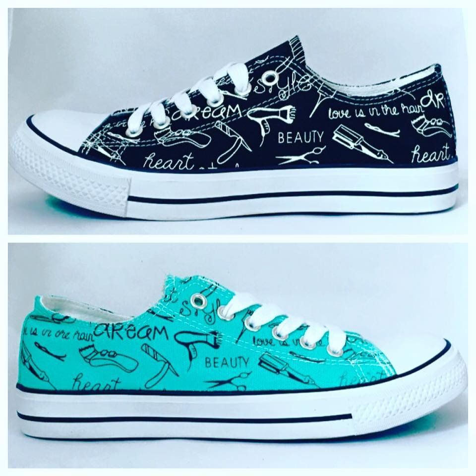Converse Style Hairdresser Shoes SALE