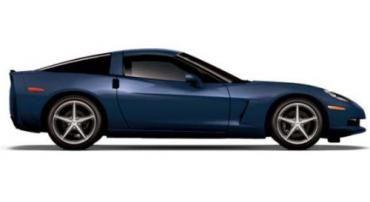 Love my Super Sonic Blue Corvette C6