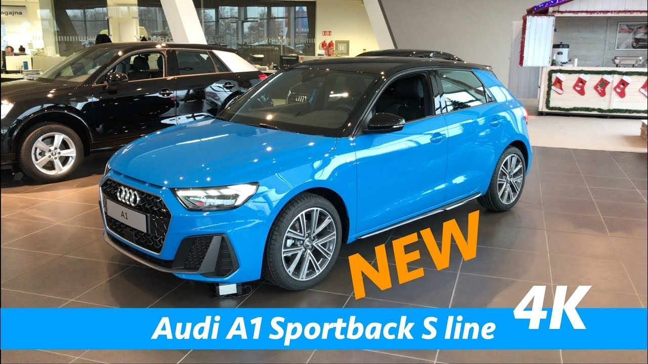 New Audi A1 Sportback S Line 2019 First Quick Look In 4k