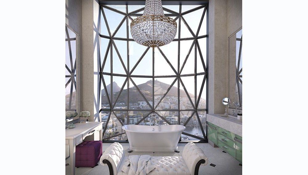 Cape Town, South Africa: The Silo | Bathroom design luxury ...
