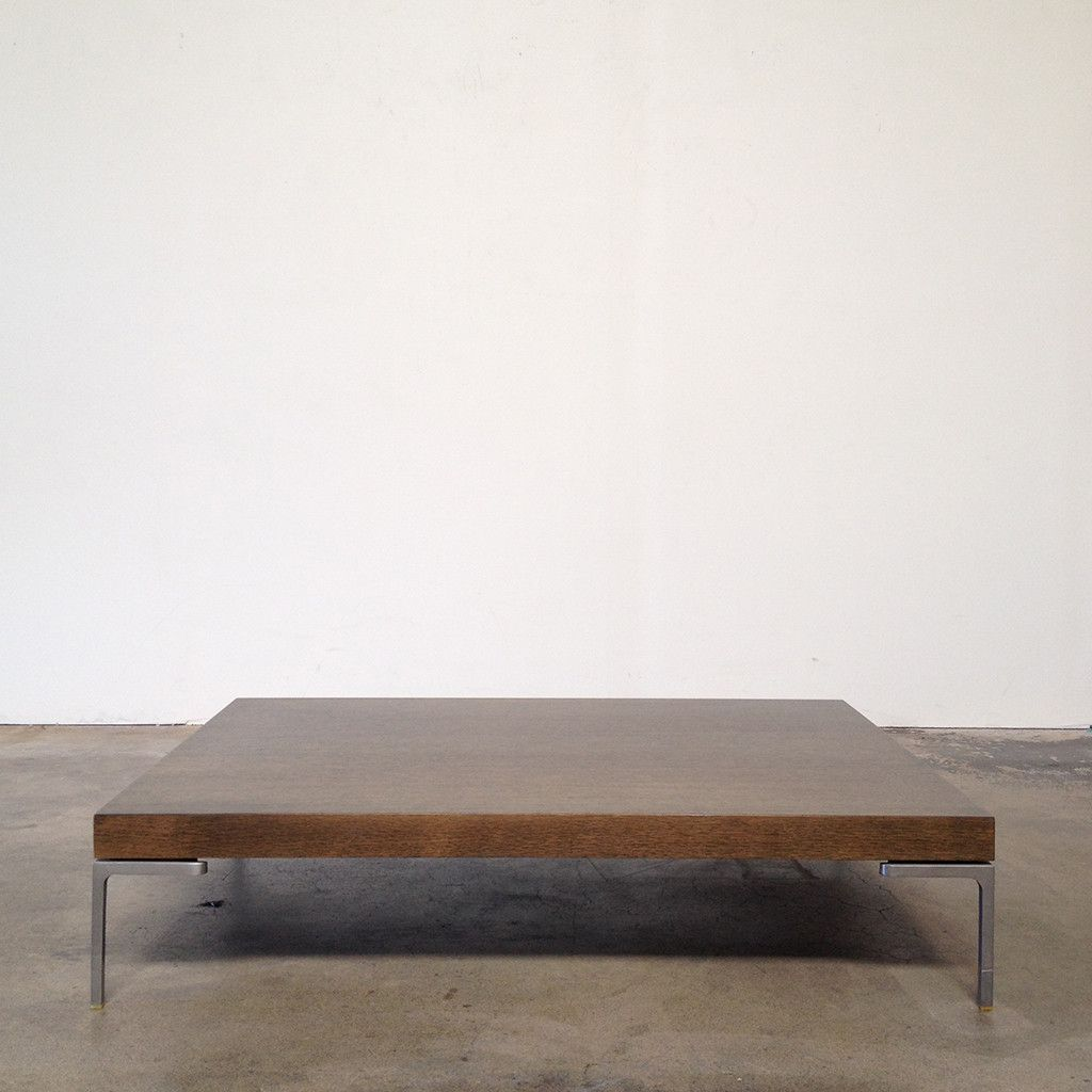 Bu0026B Italia U0027Charlesu0027 Coffee Table By Antonio Citterio $1,075 This Low  Rectangular Table Features