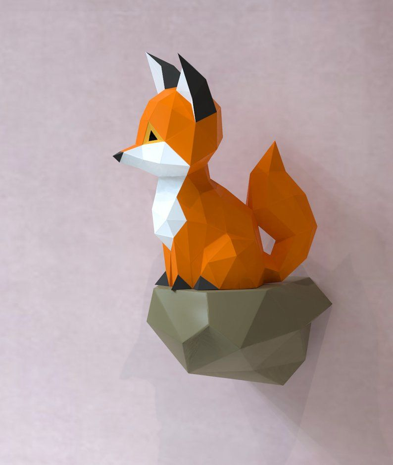 Origami Baby Owl | 939x794