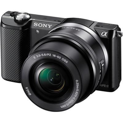 Sony Alpha 5000 E Mount 20mp Compact System Camera With Selp1650 Lens Best Digital Camera Sony A5100 System Camera