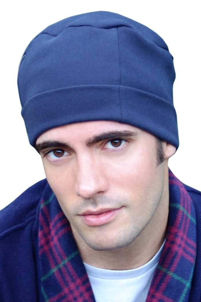 100 Cotton Mens Night Cap Soft Sleep Hat Sleeping Cap Mens