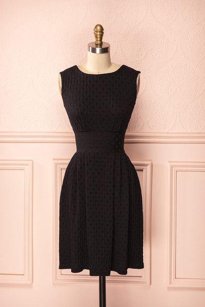 La petite robe noire notes