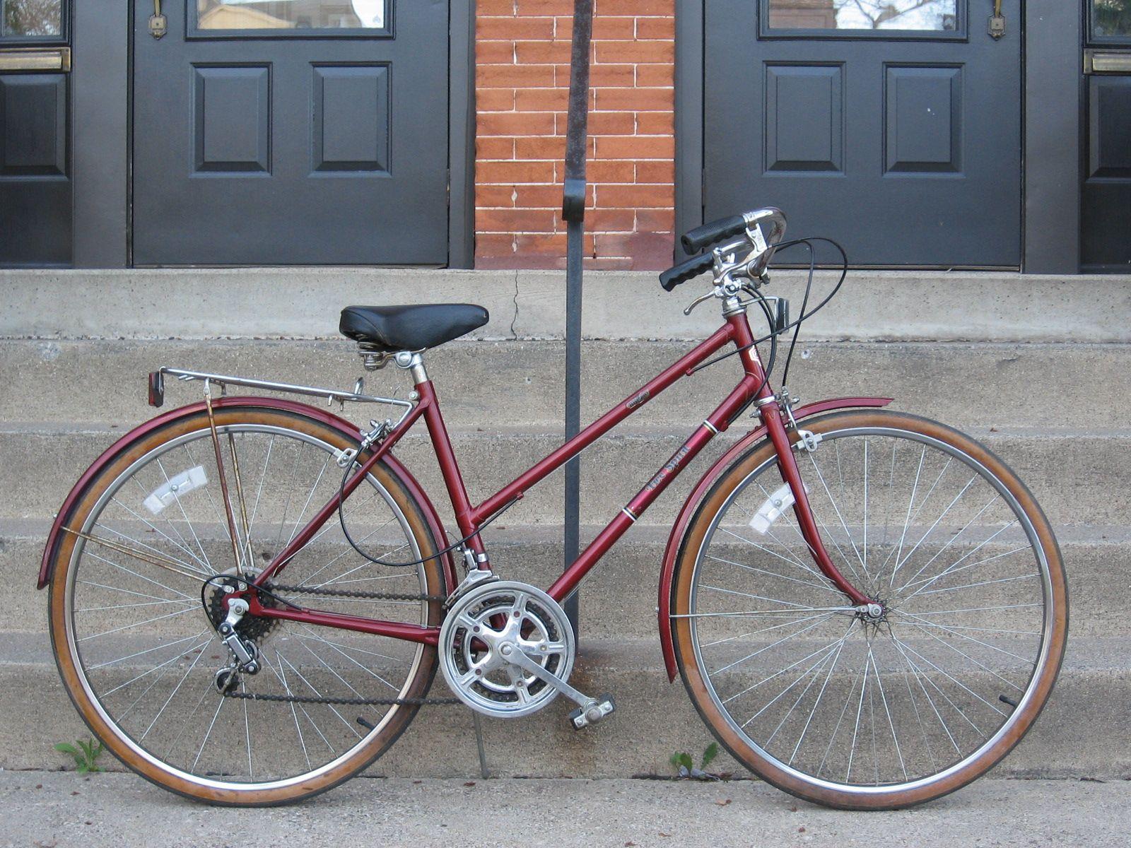 My Old Bike A Brittany Free Spirit Miss It Things I Like
