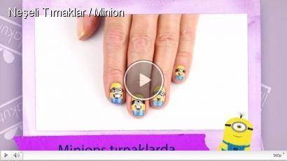 Neşeli Tırnaklar / Minion
