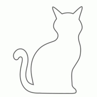 halloween templates cat free n fun halloween from oriental trading - Oriental Trading Free N Fun 2