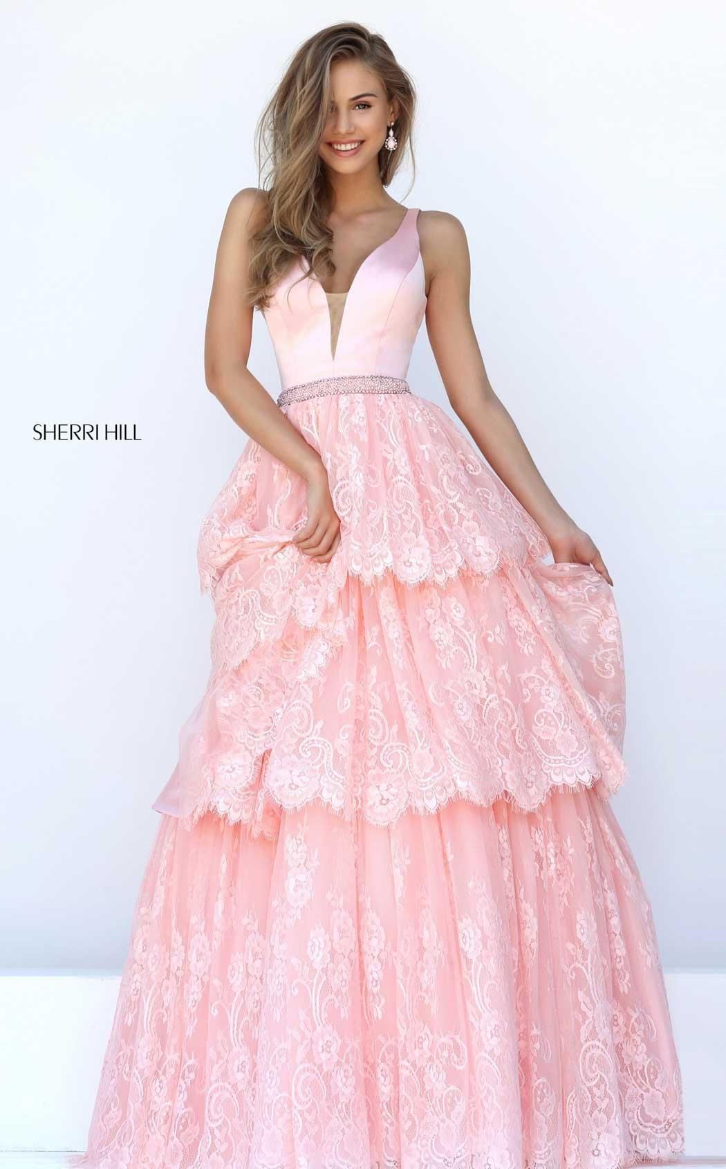 Sherri Hill 50844 | Chicas y Vestiditos