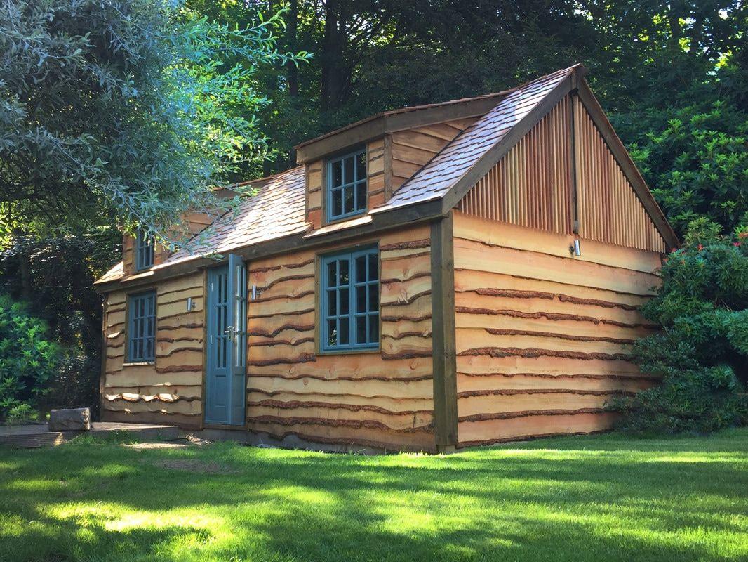Build your very own Self Build Garden Cabin. - Custom ...