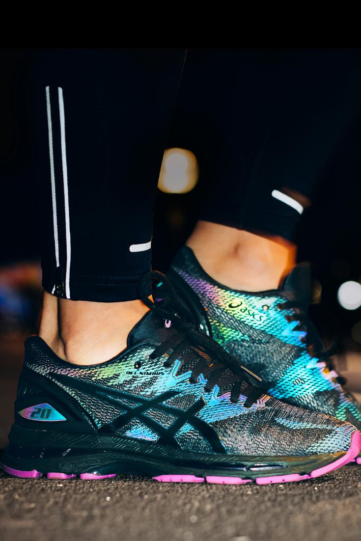 chaussure running asics gel nimbus 20