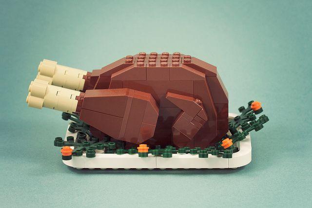 turkey we lego pinterest lego noel et creations. Black Bedroom Furniture Sets. Home Design Ideas