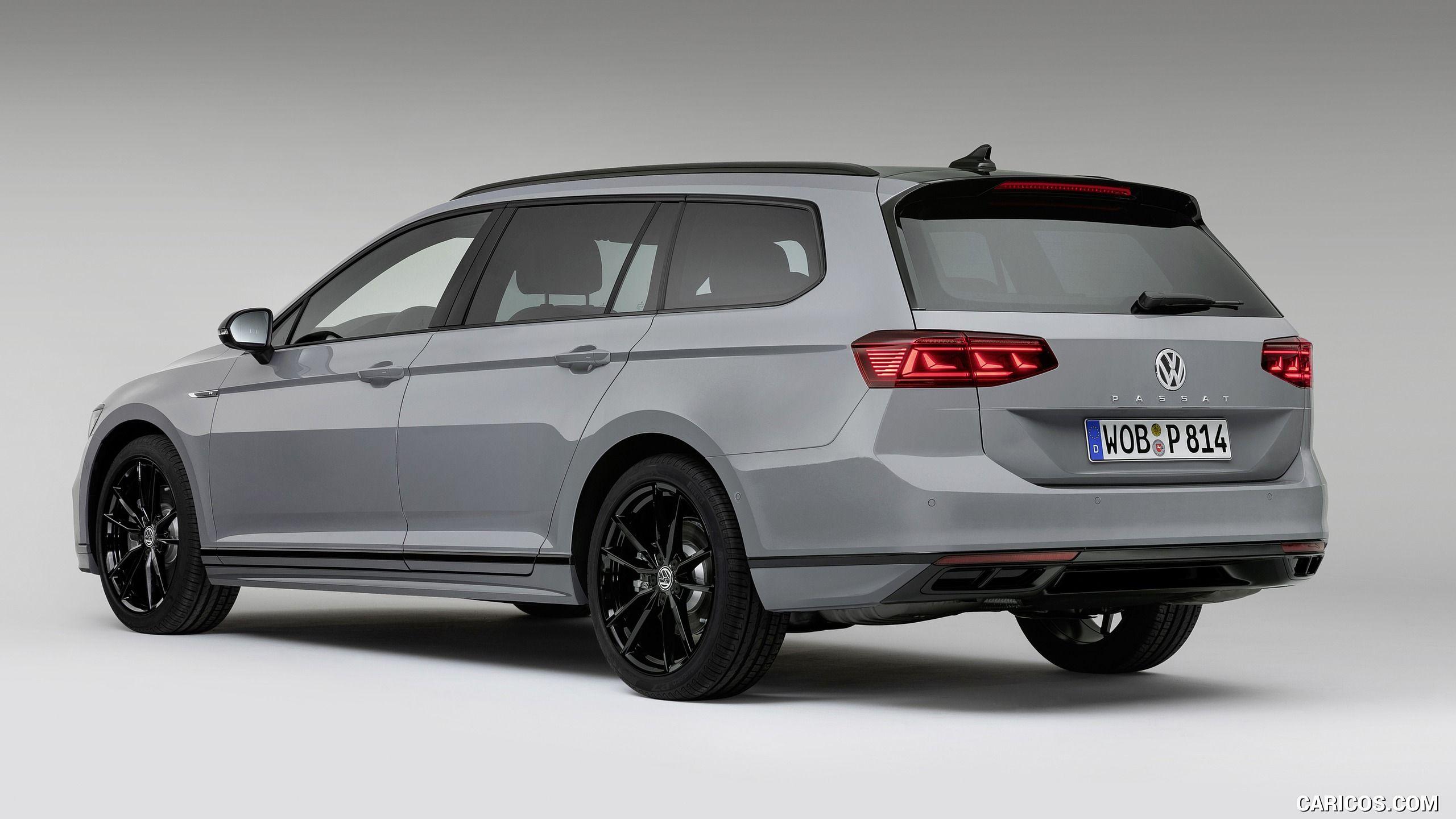 2019 Volkswagen Passat Variant R Line Edition Eu Spec Rear Three Quarter Hd Volkswagen Passat Vw Passat Volkswagen