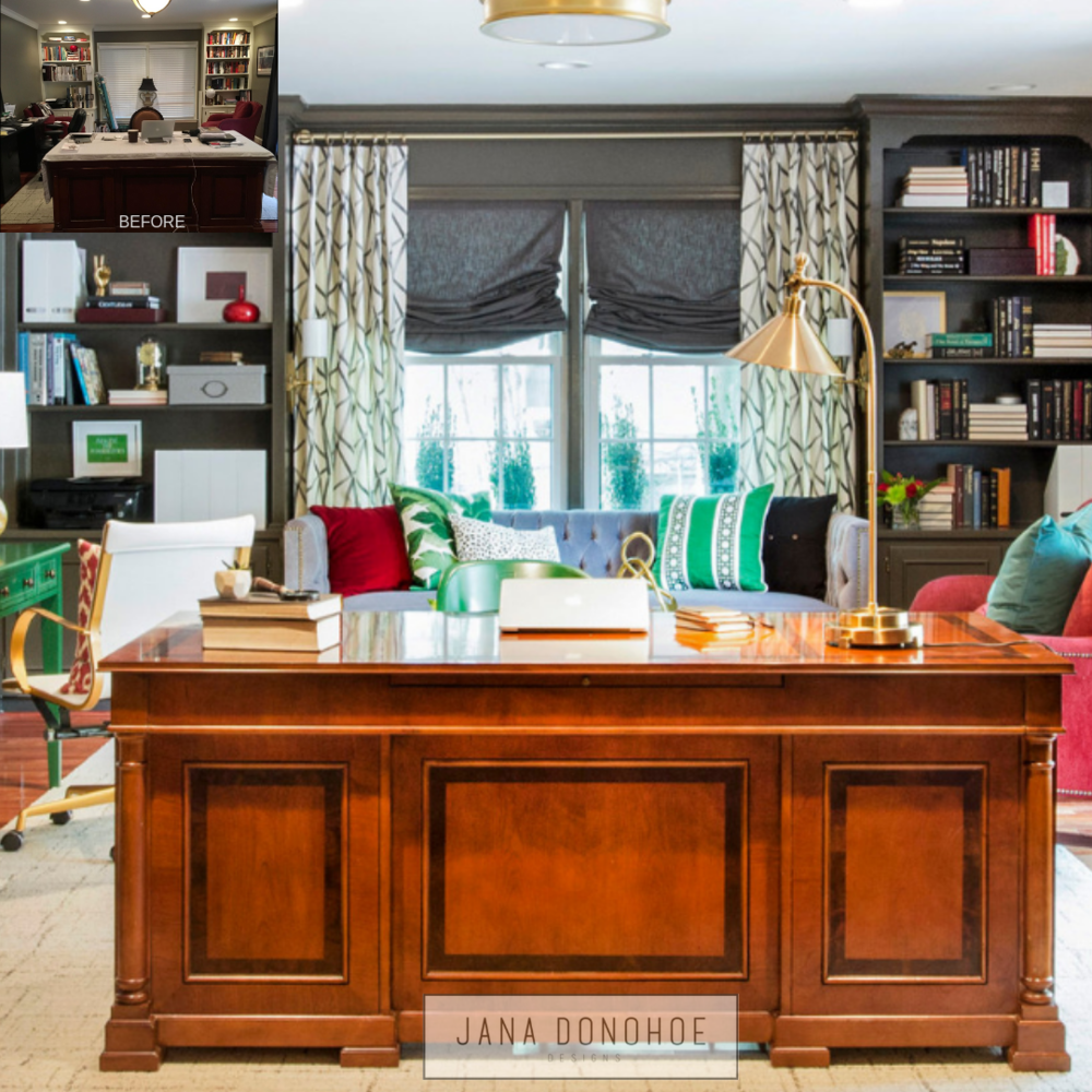 WHAT DO THE OFFICES OF INTERIOR DESIGNERS REALLY LOOK LIKE