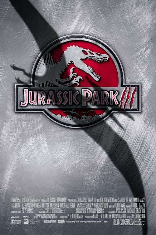 Jurassic Park III FULL MOVIE HD1080p Sub English Play For ...
