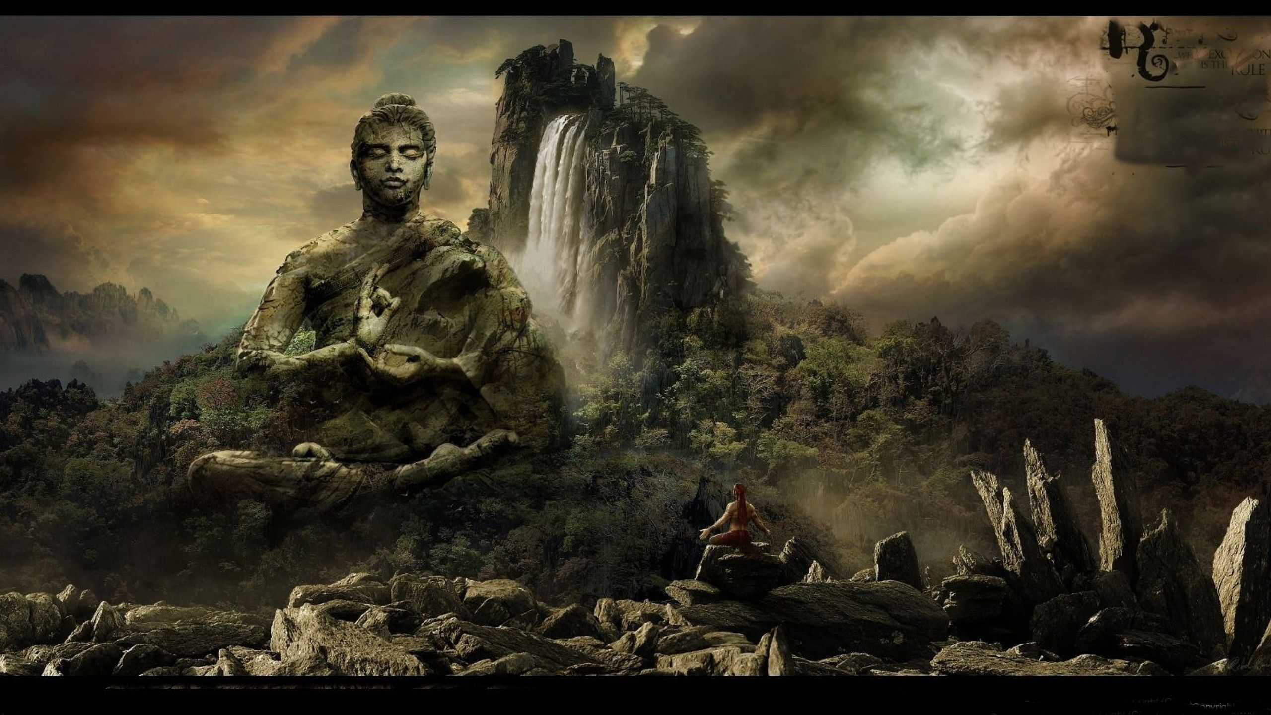 Top Gautama Buddha Quotes HD Wallpapers Daily Backgrounds In 2560x1440 Of 42