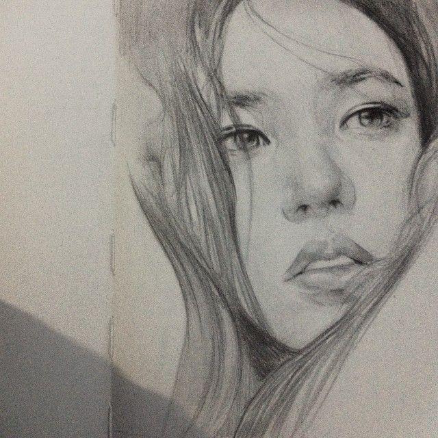 Instagram Media Toolkit04 - Sketch #moleskine   Drawings   Pinterest - Schilderen Ideeu00ebn ...