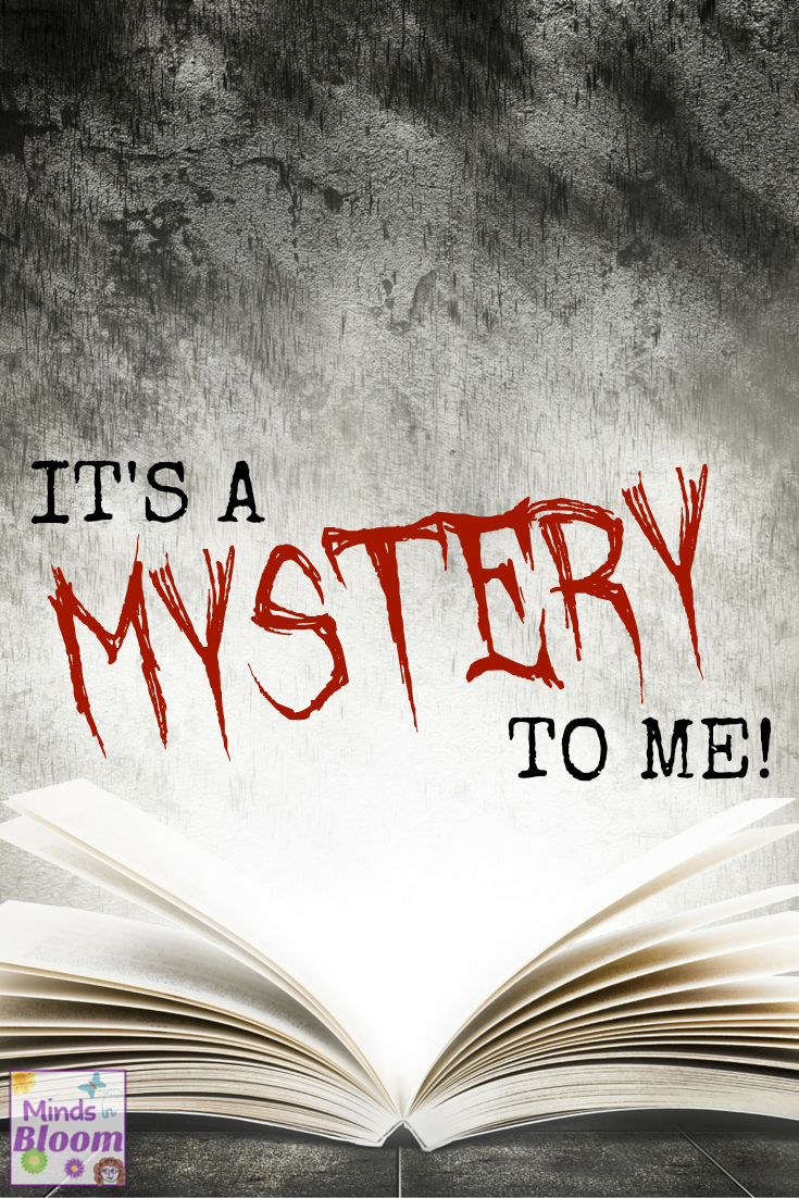 Mystery To Me >> It S A Mystery To Me Grades 3 6 Mystery Genre Reading