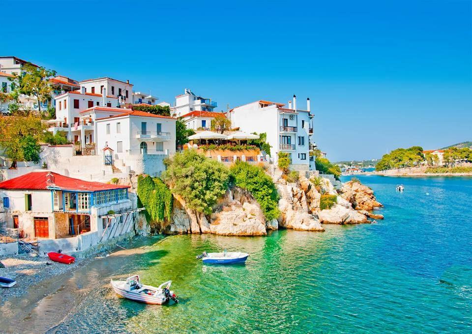 Grecia diáfana...