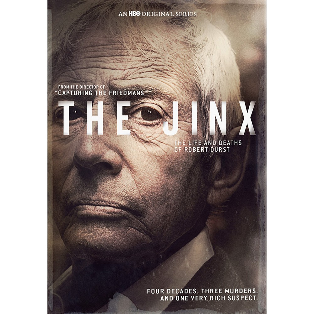 The Jinx The Life and Deaths of Robert Durst [4 Discs
