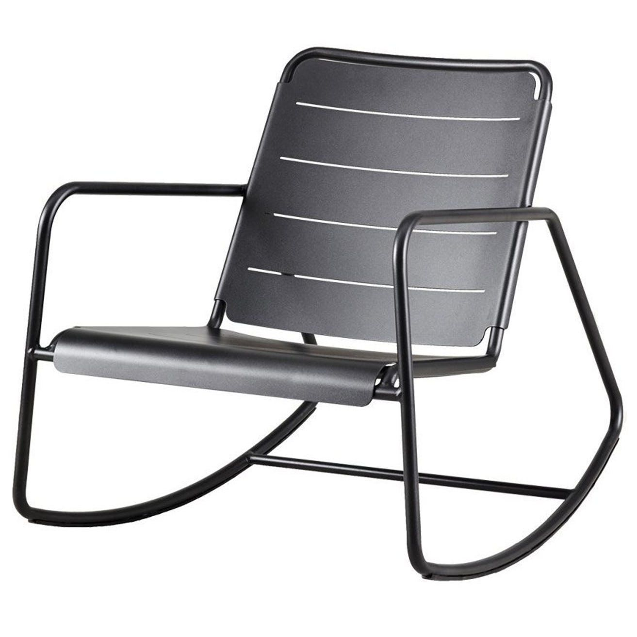Copenhagen Rocking Chair By Cane Line Now Available At Haute