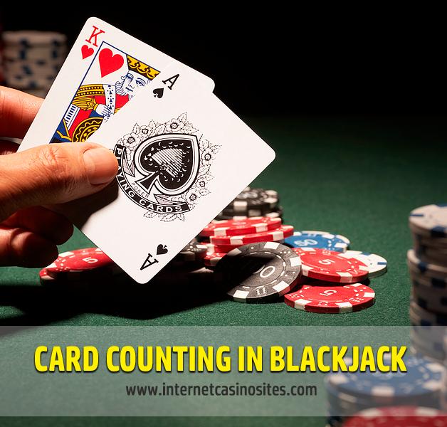 How To Count Cards In The Game Of Blackjack Onlinecasino Blackjack Gambling Blackjack Online Casino Play Online Casino