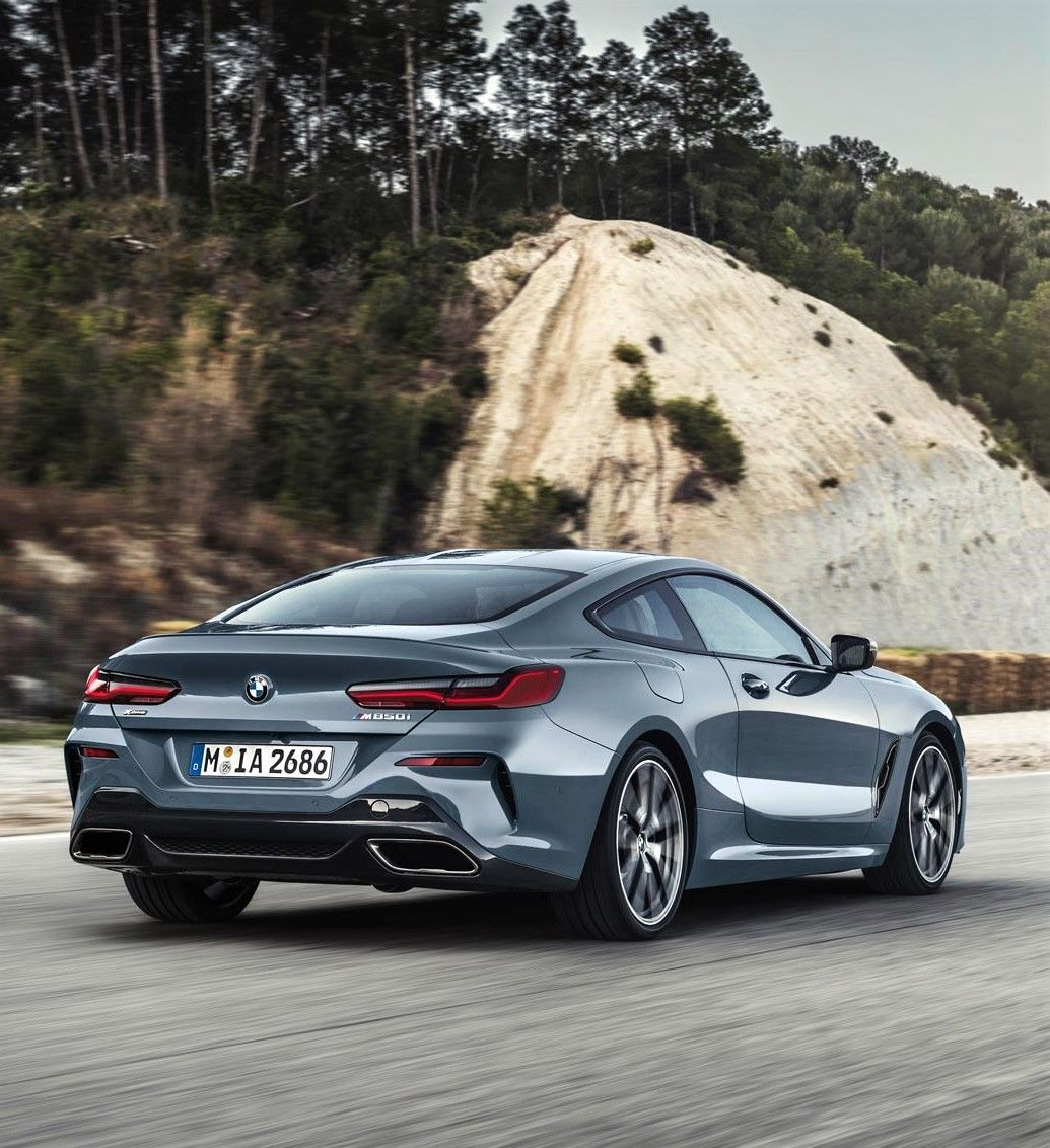 New Supercars: New BMW 8 Series M850 I - The MAN