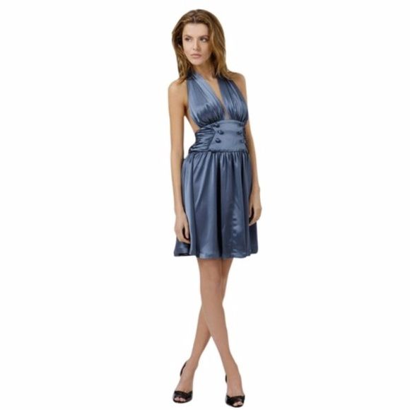 NWT Jill Stuart Cocktail Dress ✨HP✨ Never worn Jill Stuart Claudia cocktail dress. Very beautiful color and sexy back (true color is like last two photos, more of a dark turquoise tint). PERFECT for weddings, a night on the town, or event.  ✨Reasonable offers considered ✨Bundle discounts offered Jill Stuart Dresses