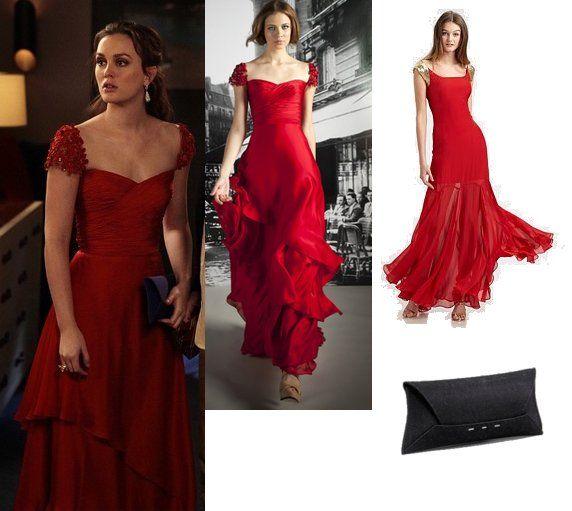 Blair Waldorf in Ellie Saab - my dream dress