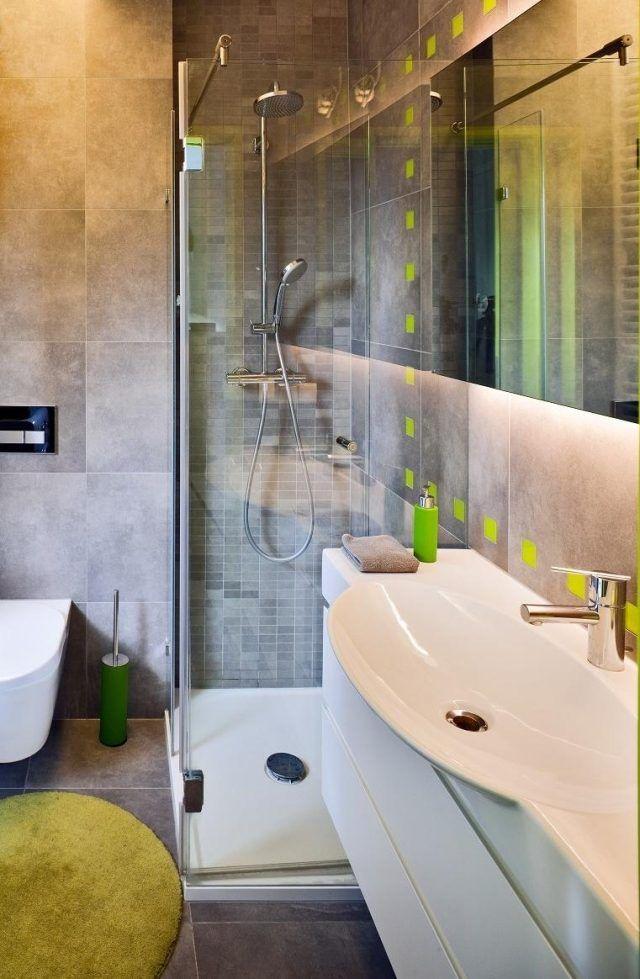 33 idées pour petite salle de bain avec astuces pratiques sur les - fototapete für badezimmer