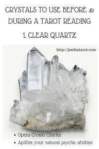 CRYSTALS TO USE BEFORE & DURING A TAROT READING (4)