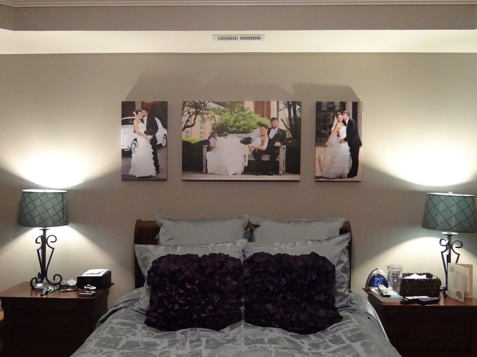 Forever And Always Canvas On Demand Bedroom Art Above Bed Above Bed Decor Above Bed