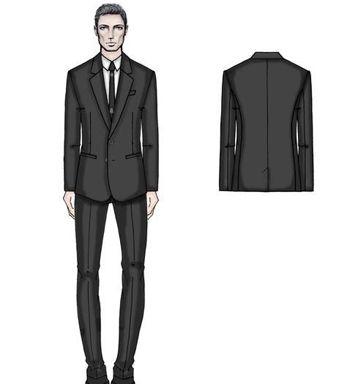 Versace diseña el uniforme oficial del Real Madrid