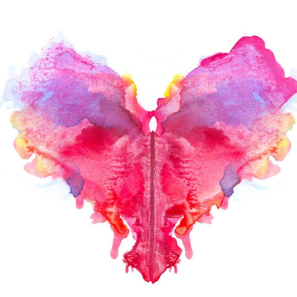 Test de Rorschach: ¿qué ves en la mancha de tinta? | amor y amistad ...