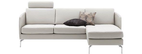 Osaka Sofa With Resting Unit Tufted Seat Boconcept