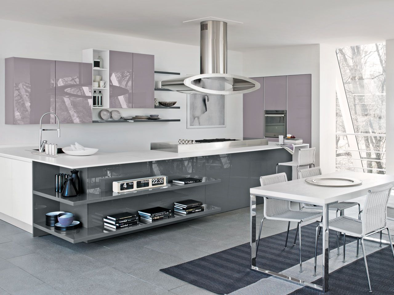 BRAVA - Cucina Lube Moderna | Kitchens, Kitchen design and Marbles
