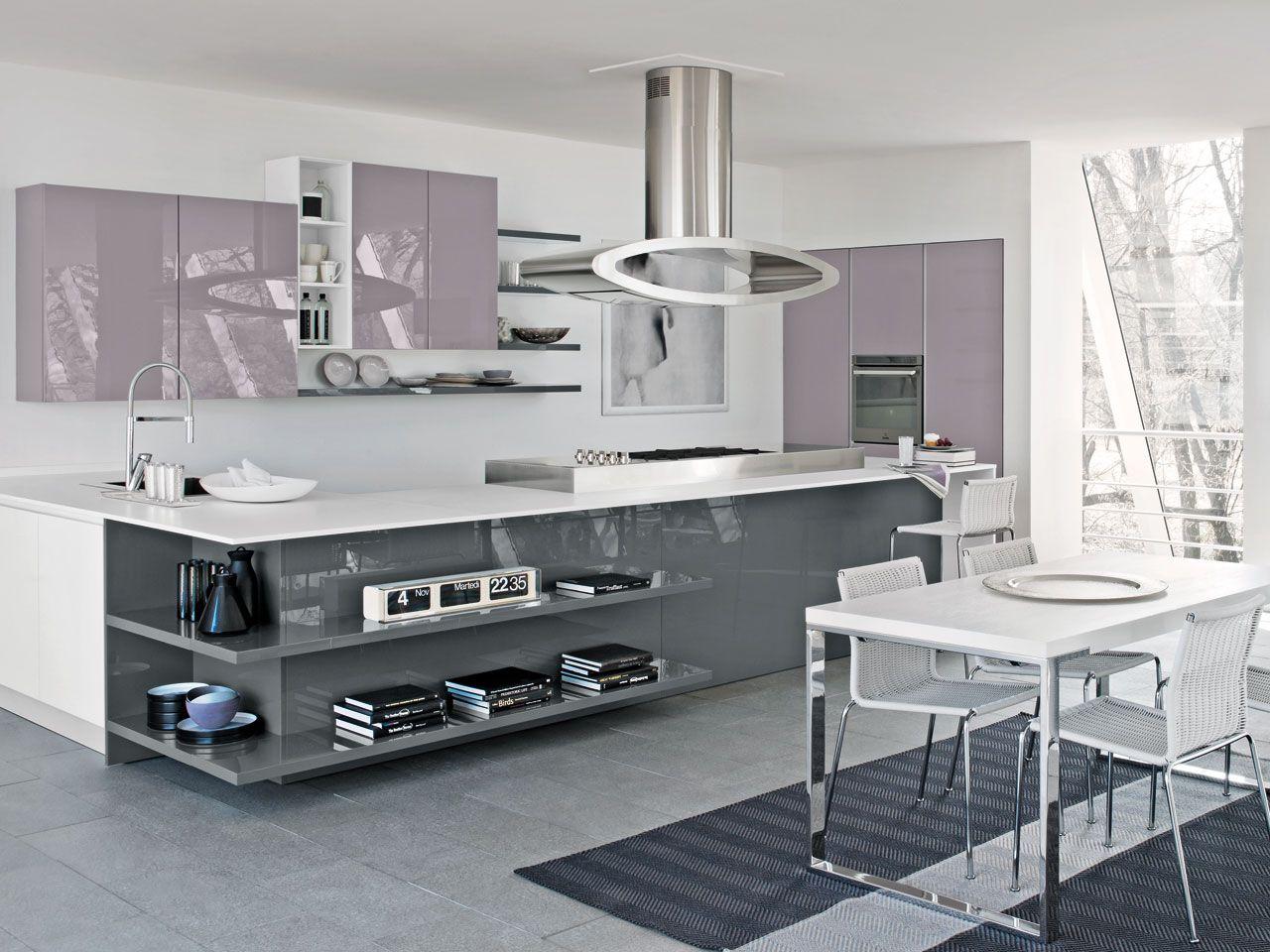 BRAVA - Cucina Lube Moderna | Cucine moderne, Design cucine ...
