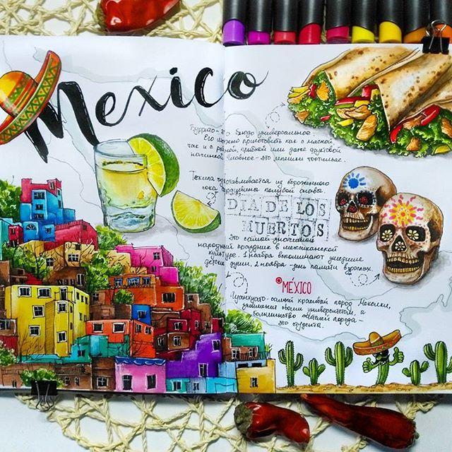 travel art journal Layout is part of My Travel Art Journal Kit Lindsaybraman Com - @isabellegeneva Fãll ôüt