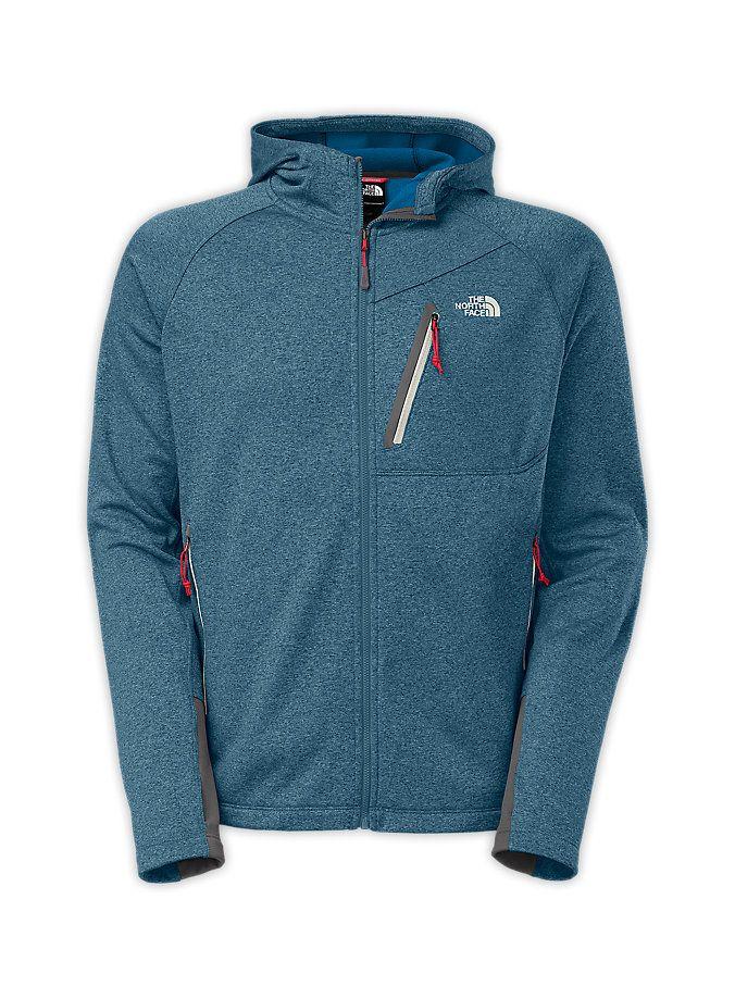 7b1f1eedf4 The North Face Men's Shirts & Tops Hoodies MEN'S CANYONLANDS FULL ZIP HOODIE