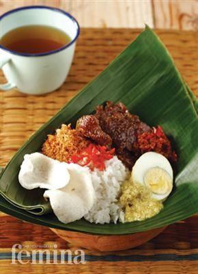 Femina Co Id Nasi Jejen Resep Masakan Makanan Dan Minuman Makanan Sehat