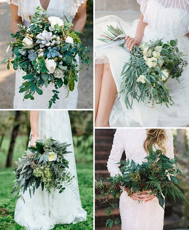 Gorgeous greenery herb wedding decoration ideas see more on http www