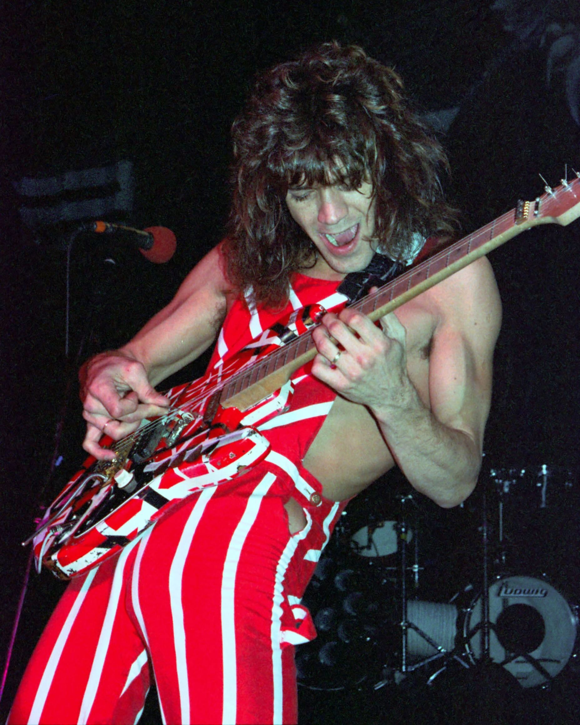 80s Rockers Where Are They Now Gallery Wonderwall Van Halen Eddie Van Halen Rocker