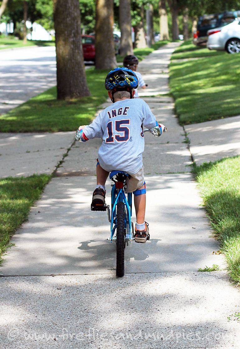 Lose The Training Wheels In 30 Minutes Kids Ride On How To