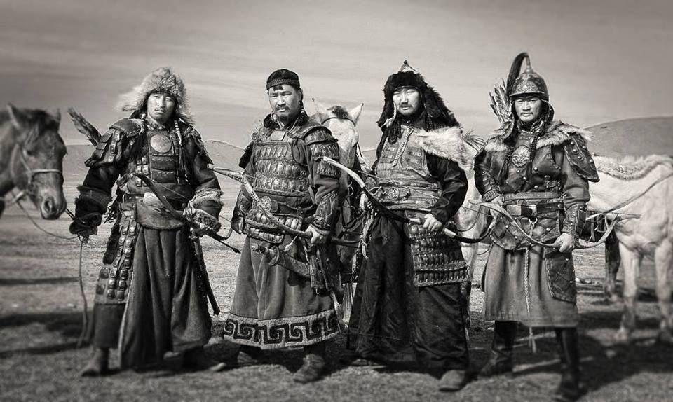 MOngolian warriors | Martial arts armor, Mongolia, Warrior