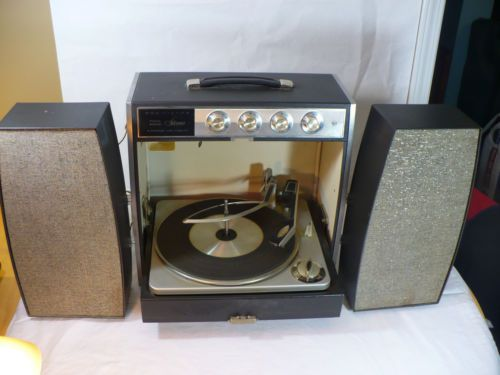 Details about RCA Victor Total Sound Stereo 4 Speaker High