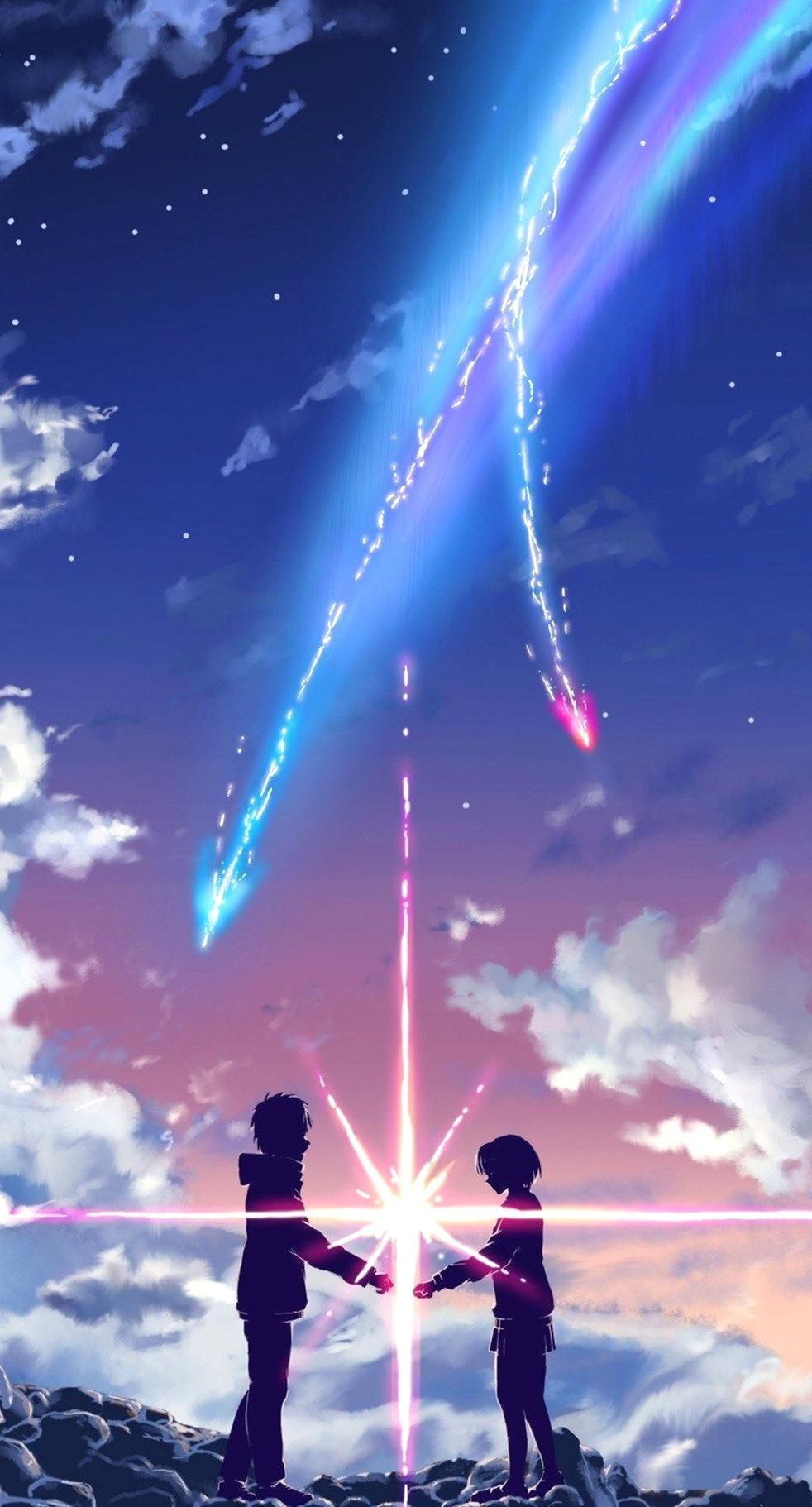 Anime Wallpaper Iphone Wallpaper Nice in 2020 Your name